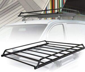 FleryRed Jeep Roof Rack