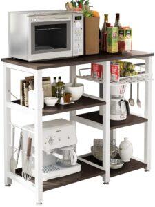 SogesPower 3-Tier Kitchen Baker's Rack