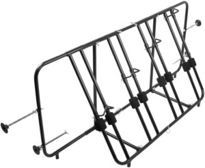 Rage Powersports Apex TBBC-4 4-Bike Pickup Truck Bed Bicycle Rack