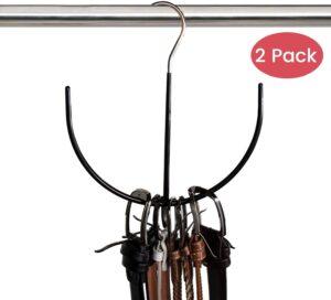 Niclogi Belt Hangers Belt Rack Ties Hangers