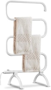 Homeleader Towel Warmer and Drying Rack – 120 W