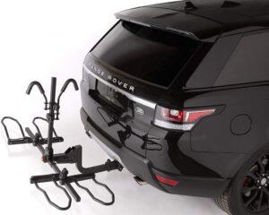 "KAC Overdrive Sports K2 2"" Hitch Mounted Rack"