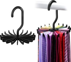 IPOW Twirl Tie Rack
