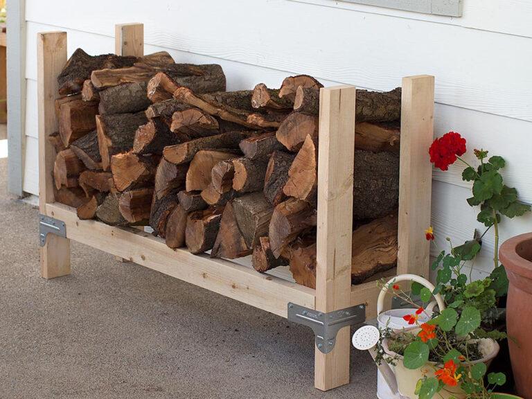 10 Best Firewood Rack 2020 - Expert Review & Guide
