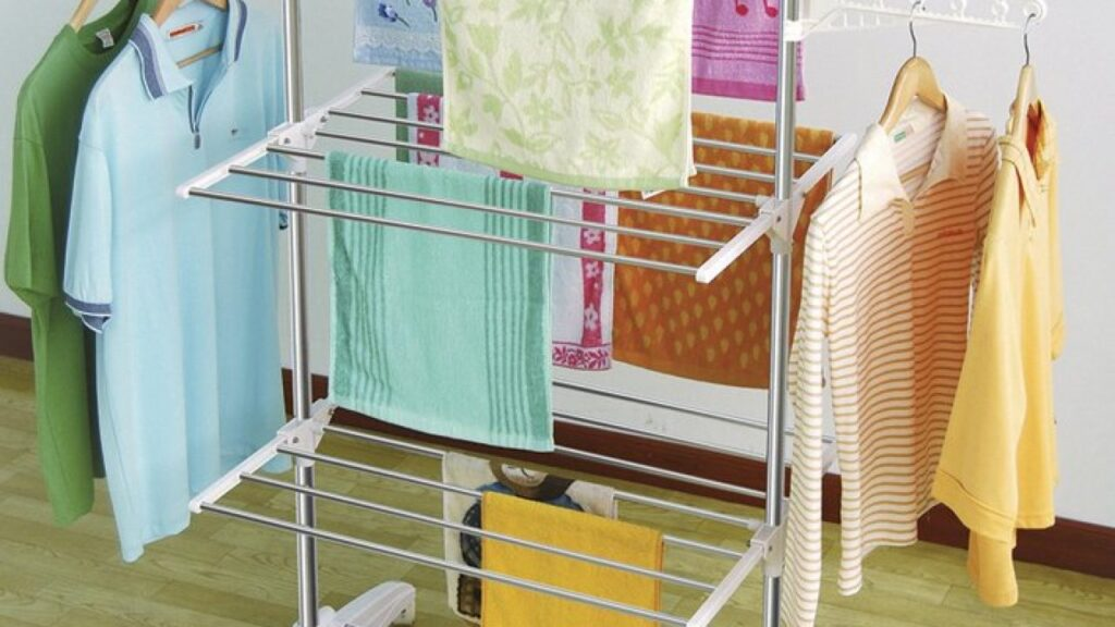 Tips For Organizing a Cloth Drying Rack