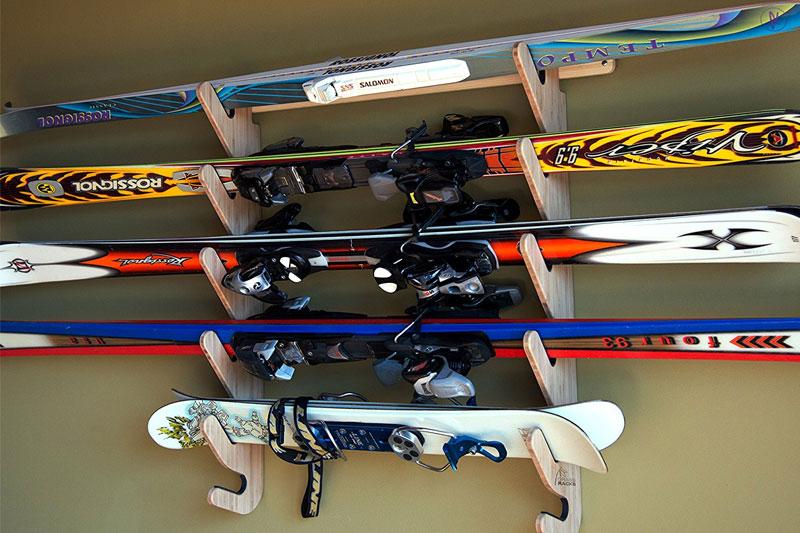 Top 10 Best Ski Rack 2020 - Expert Review & Guide