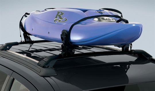 How to use a Kayak Roof Rack Properly - Tips & Tricks