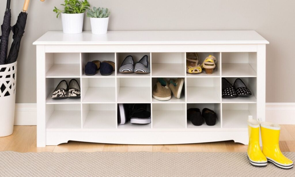 Different Types of Shoe Racks